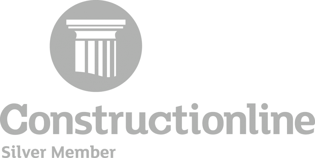 Logo showing DSW is a silver member of Construction line